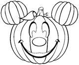 Imprimer le coloriage : Halloween, numéro 760336