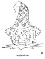 Imprimer le coloriage : Citrouille, numéro 138542