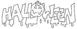 Imprimer le coloriage : Citrouille, numéro 760355