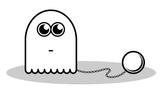 Imprimer le coloriage : Fantôme, numéro 203255
