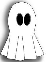 Imprimer le coloriage : Fantôme, numéro 307789