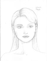 Imprimer le coloriage : Vampire, numéro 29624