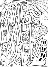Imprimer le coloriage : Halloween, numéro ad5d3cae