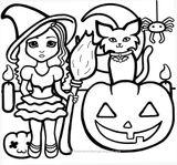 Imprimer le coloriage : Halloween, numéro b6911674
