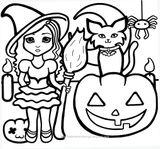 Imprimer le coloriage : Halloween, numéro dc61b1b4