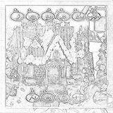 Imprimer le coloriage : Noël, numéro 16244