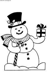 Imprimer le coloriage : Noël, numéro 17740