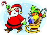 Imprimer le dessin en couleurs : Noël, numéro 18581