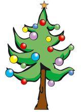 Imprimer le dessin en couleurs : Noël, numéro 20234