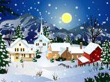 Imprimer le dessin en couleurs : Noël, numéro 22000