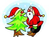 Imprimer le dessin en couleurs : Noël, numéro 23388