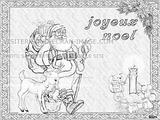 Imprimer le coloriage : Noël, numéro 262357