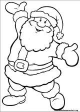 Imprimer le coloriage : Noël, numéro 270727