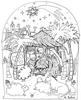 Imprimer le coloriage : Noël, numéro 29023