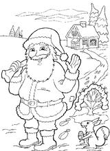 Imprimer le coloriage : Noël, numéro 4920