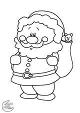 Imprimer le coloriage : Noël, numéro 4db1008c