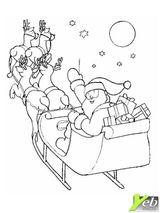 Imprimer le coloriage : Noël, numéro 5721
