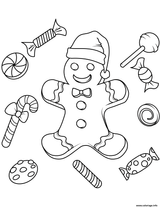 Imprimer le coloriage : Noël, numéro 5f427be0