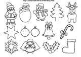 Imprimer le coloriage : Noël, numéro 60fca521