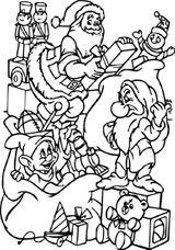 Imprimer le coloriage : Noël, numéro 66dbe6a8