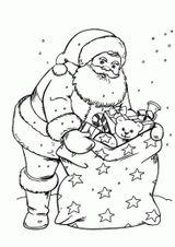 Imprimer le coloriage : Noël, numéro 66ee2e51