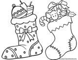 Imprimer le coloriage : Noël, numéro 782bf905