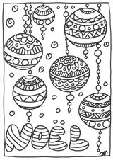 Imprimer le coloriage : Noël, numéro 7cd5374a