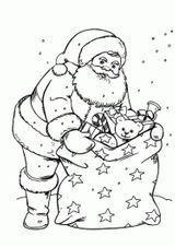 Imprimer le coloriage : Noël, numéro 95767bd8