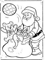Imprimer le coloriage : Cadeau de Noël, numéro 37b2add6