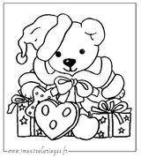 Imprimer le coloriage : Cadeau de Noël, numéro 3ce1762e