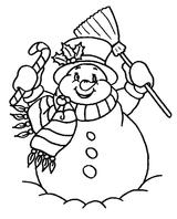 Imprimer le coloriage : Cadeau de Noël, numéro 44604