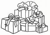Imprimer le coloriage : Cadeau de Noël, numéro d278b22e