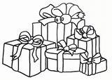 Imprimer le coloriage : Cadeau de Noël, numéro fb3401d7