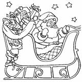 Imprimer le coloriage : Père Noël, numéro 167809