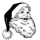 Imprimer le coloriage : Père Noël, numéro 47101