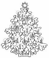 Imprimer le coloriage : Sapin de Noël, numéro 114358