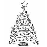 Imprimer le coloriage : Sapin de Noël, numéro 124904