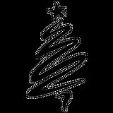 Imprimer le coloriage : Sapin de Noël, numéro 138623