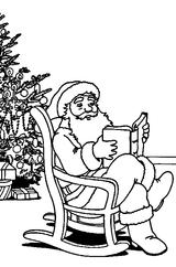 Imprimer le coloriage : Sapin de Noël, numéro 44800