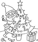 Imprimer le coloriage : Sapin de Noël, numéro 5bb275a0