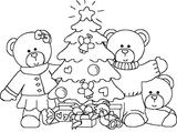 Imprimer le coloriage : Sapin de Noël, numéro 66571