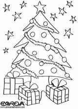 Imprimer le coloriage : Sapin de Noël, numéro 673489