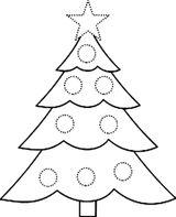 Imprimer le coloriage : Sapin de Noël, numéro 72070a0f