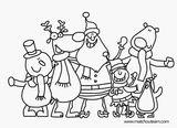 Imprimer le coloriage : Noël, numéro b18c494a