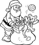 Imprimer le coloriage : Noël, numéro c29de834