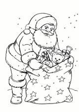 Imprimer le coloriage : Noël, numéro f917ff5
