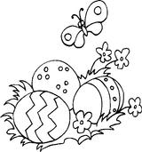 Imprimer le coloriage : Pâques, numéro 163339