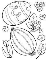 Imprimer le coloriage : Pâques, numéro 214529