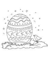 Imprimer le coloriage : Pâques, numéro 225687