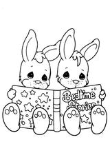 Imprimer le coloriage : Pâques, numéro 225689